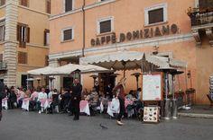 Gatene i Roma.  Streets in Rome.