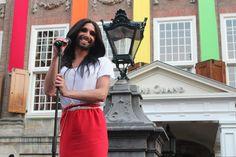 Best Gay Pride in Europe - Gay Pride in Amsterdam. Copyright Adam Groffman. More on http://www.europeanbestdestinations.com/top/best-gay-pride-in-europe #Gay #Lesbian #Travel #Europe #Amsterdam