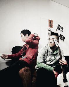 TOP and Taeyang