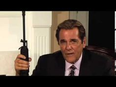 SUCH A GOOD VIDEO! MUST WATCH!  Chuck Woolery Gives 6 Reasons Why America Needs Assault Weapons