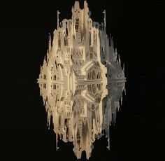 Paper Architecture by Ingrid Siliakus (12 Pictures)