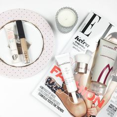 Have you seen my latest post? It's all about my current favourite 'Pick Me Up' products! ⭐️