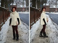 The *abstract me! (by Nina Dunin) http://lookbook.nu/look/4355809-The-abstract-me