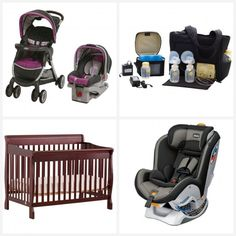 Great list of items to put on your baby registry to save money in the long-run. These are great products and gear that will definitely last you for more than one baby.