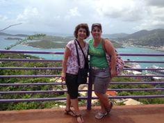 Partner Agent Judy Arndt Travels On Carnival Splendor- Saint Thomas