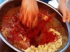 発酵ヤンニョム(キムチの素)と水キムチを簡単手作り!~乳酸菌講座~