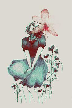 Oriane Dirler Portfolio : Illustration