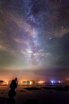 The Astrophotographers #Selfie by Iwan Groot on 500px