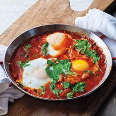 Shakshuka Recipe Easy