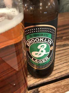 Brooklyn Lager Brooklyn Lager, Beer Bottle, Drinks, Drinking, Beverages, Drink, Beverage, Cocktails