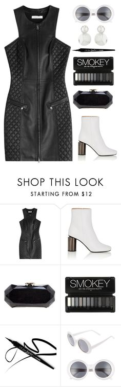"""""""Disco"""" by mariposa-fashion-21 ❤ liked on Polyvore featuring Pierre Balmain, Acne Studios, Chanel, BP. and Agmes"""