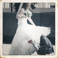 under the wedding. http://spacecucciolo.blogspot.com/