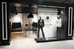 Auchan propose des vêtements sur-mesure grâce à une cabine numérique 3D - /le hub de La Poste, tendances du marketing relationnel