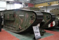 Image result for tank mark I