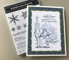 Stampin Up Christmas, Christmas Cards To Make, Christmas Crafts, Winter Cards, Masculine Cards, Paper Crafts, Card Crafts, Beautiful Moments, Stampin Up Cards