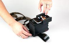 Scanner para filme fotográfico  #fotografia #foto #iphone