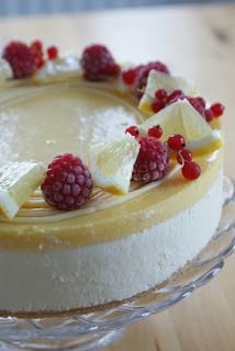 Finnish Recipes, Cake Recipes, Dessert Recipes, Yummy Cakes, Food Inspiration, Cake Decorating, Sweet Tooth, Bakery, Cheesecake