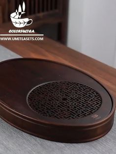 The tea tray, also known as the Chachuan (tea ship) and Chaxi (tea wash), it is a essencial item for gongfu tea and gongfu tea ceremony. This gongfu tea tray is used for brewing tea in the traditional Chinese Gong Fu style. It is used for carrying the tea set, tea and other tea accessories. Tea Tray, Brewing Tea, Tea Accessories, Tea Ceremony, Traditional Chinese, Tea Set, Bamboo, Ship, Brown