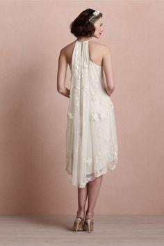 Kauai Dress, back - BHLDN