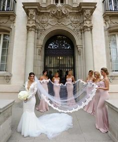 AW Bridal offers wedding veils and other wedding accessories. Cathedral, long, ivory color, appliques, and rhinestones make the wedding veil unique. Find great and cheap deals now! Wedding Goals, Wedding Pics, Wedding Styles, Wedding Dresses, Long Wedding Veils, Wedding Ideas, Wedding Bride, Long Veils, 2017 Wedding