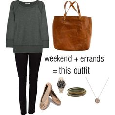 weekend casual, created by jlcstyle.polyvore.com