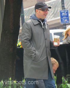 Simon Barry on the set of Continuum S3 (via YVRShoots - more pictures included at link site)
