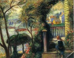 William James Glackens - East Point, Gloucester, 1919