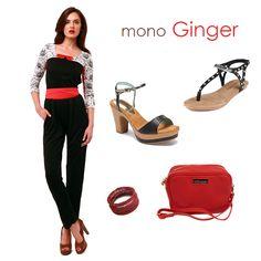 Ginger jumpsuit