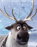 I got: You Got Sven, Kristoff's pet reindeer! ! Which Disney Pet Are You?