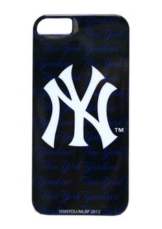 New York Yankees iPhone 5 Snap On Case