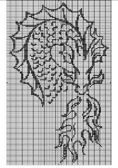 Dragon head with fire Dragon Cross Stitch, Cross Stitch Fairy, Beaded Cross Stitch, Cross Stitch Animals, Cross Stitch Charts, Cross Stitch Designs, Cross Stitch Embroidery, Embroidery Patterns, Cross Stitch Patterns