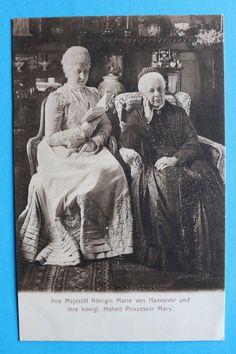 Adel AK 1900 Königin Marie von Hannover Prinzessin Mary Kleid Mode Möbel uvm... in Sammeln & Seltenes, Ansichtskarten, Motive, Berühmte Persönlichkeiten, Adel & Monarchie   eBay