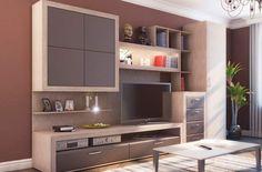 Гостиная Салюте - 2 (без шкафа) (Кентавр 2000) | Интернет магазин мебели Шкафон