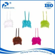 Infant Feather Wings, Infant Feather Wings direct from Cixi Hong Yuan Feather Products Co. in China (Mainland) Feather Angel Wings, Fairy Wings, Butterfly Wings, Butterfly Design, Craft Gifts, Crochet Necklace, Infant, Make It Yourself, China