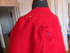 Trøye kladd Chef Jackets, Vest, Fashion, Troy, Moda, Fashion Styles, Fashion Illustrations