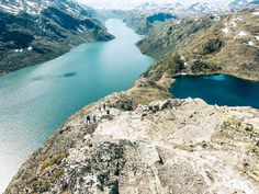 Besseggen, Jotunheimen Nationalpark Paradise, River, Mountains, Outdoor, National Forest, Outdoors, Outdoor Games, The Great Outdoors, Rivers