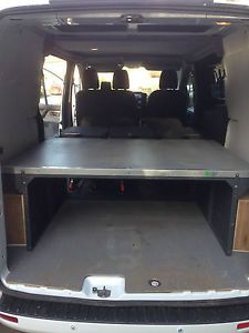 aa1eb944a2 Details about Ford transit custom crew double cab 6 seater full S H NO VAT  sport kit camper