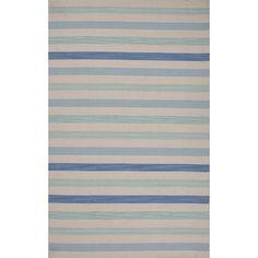Oyster Gray & Blue Heaven Rug by Japir Rugs