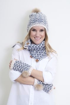 Cozy up this winter with the perfect knits by Simply Noelle! #fashion