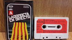 LABORDETA EN DIRECTO. MC / MOVIE PLAY - 1977 / CALIDAD LUJO