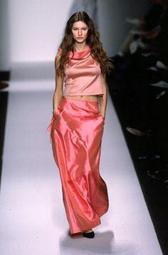 Carolina Herrera Spring 1999