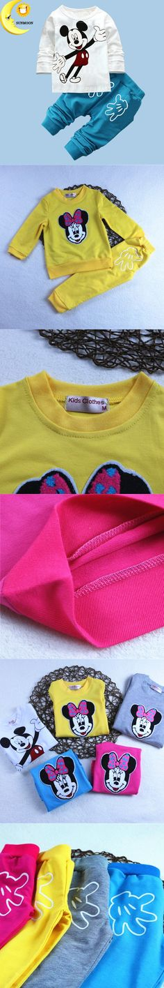 2016 winter baby gilr/boy christmas clothing set kids cartoon pattern clothes children cloth suit Infants 2pcs tops+pants