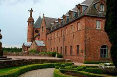 Mont Sainte-Odile et l'Abbaye de Hohenbourg