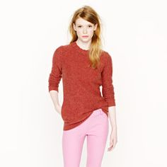 Collection cashmere-mohair sweater