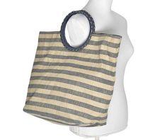a7cf80271e00 Blue Stripes Strandtáska - Vivre   Bags / Táskák   Táskák