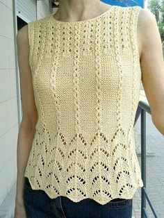 Discover thousands of images about Best Beautiful Easy Knitting Patterns Baby Knitting Patterns, Crochet Baby Cardigan Free Pattern, Gilet Crochet, Lace Patterns, Knitting Designs, Knitting Stitches, Crochet Patterns, Knitting Needles, Summer Knitting