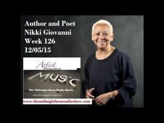 Nikki Giovanni Interview The Midnight Hour Radio Show Screenworks Entertainment 12-5-15 - YouTube