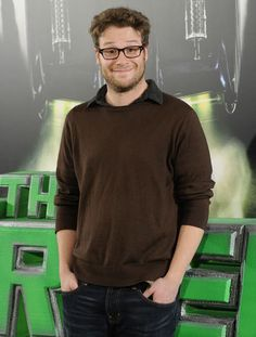 Seth Rogen...You just want to know him. Funny IS sexy.