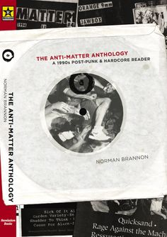 The Anti-Matter Anthology by Norman Brannon