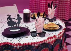 50's party ideas | Fifties ( 50's ) Hop Decorations and Supplies